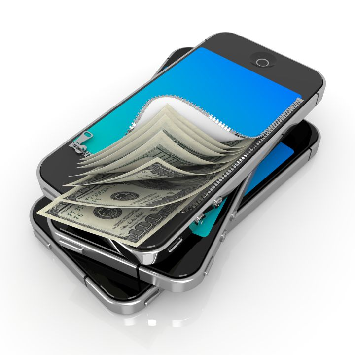 Platba v mobilních casinech