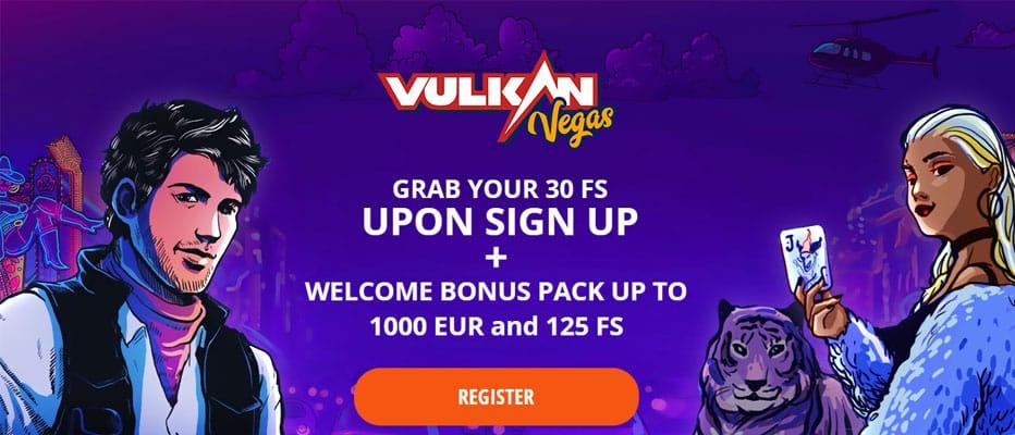 Online casino Vulkan Vegas