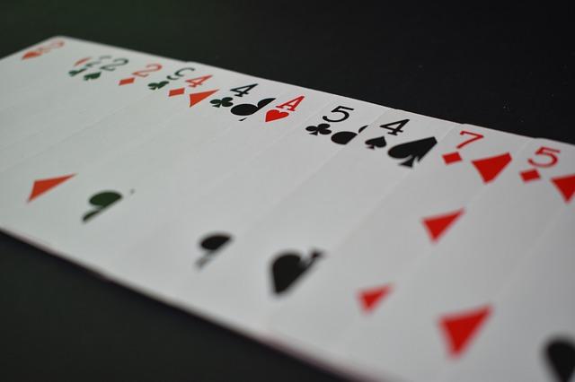 Karty na Baccarat