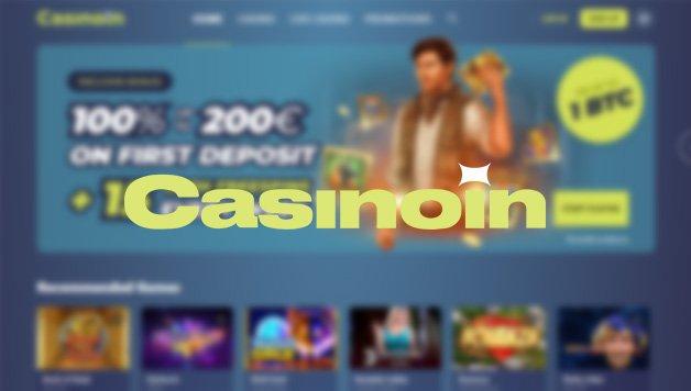 Anonymní casino Casinoin