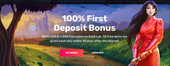 Online casino Casinomia