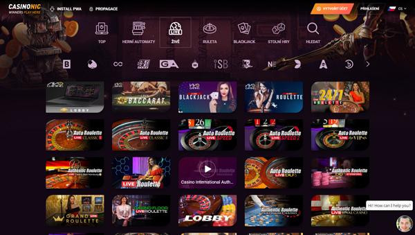 online casino Casinonic
