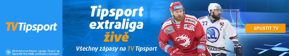 Extraliga na TV Tipsport