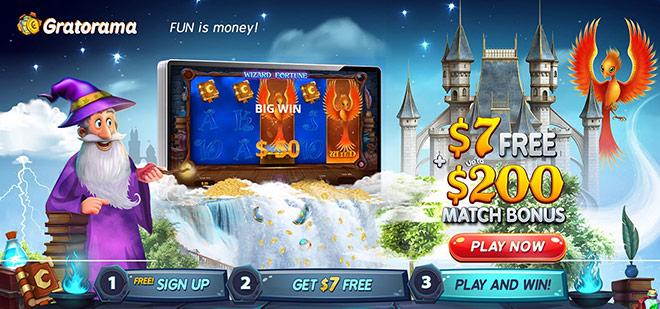 Mobilní Casino Gratorama