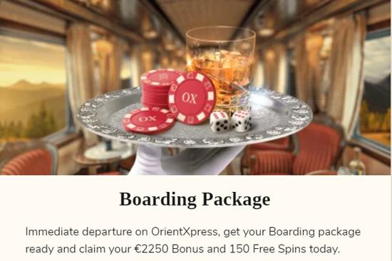 online casino OrientXpress