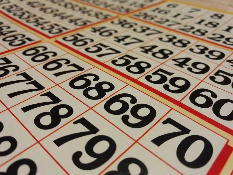 Tiket na Bingo