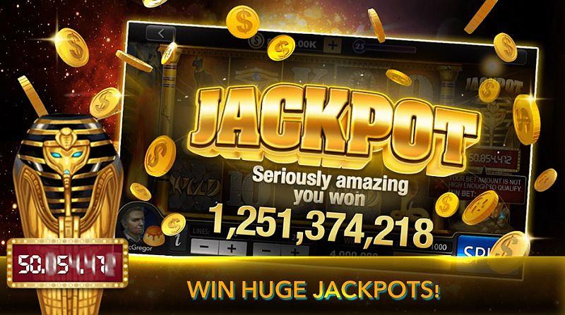 Screen ze hry Slots Vegas Casino