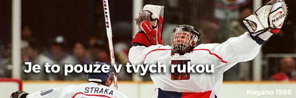 Zlatý český sen v ledním hokeji. Nagano 1998