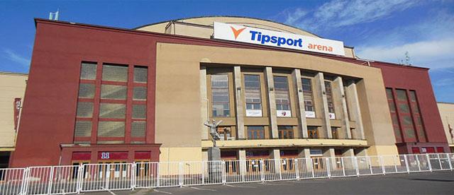 Tipsport arena (Tesla arena)