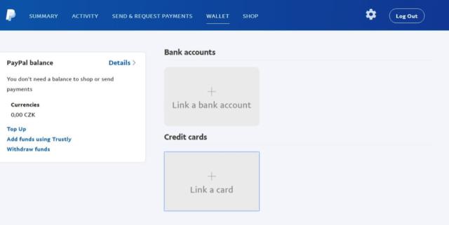Paypal platební možnost na sázení online