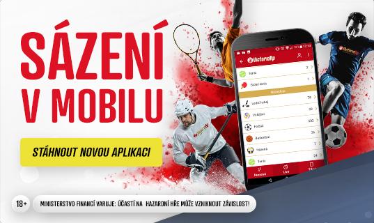 Mobilní aplikace VictoriaTip