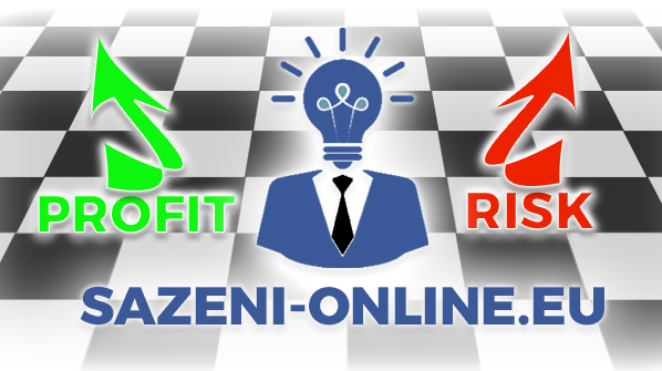 Hlavní logo internetové stránky sazeni-online.eu