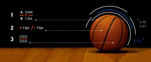 Jak sázet na basketbal