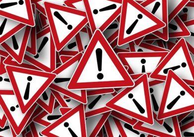 Chyby při online sázení