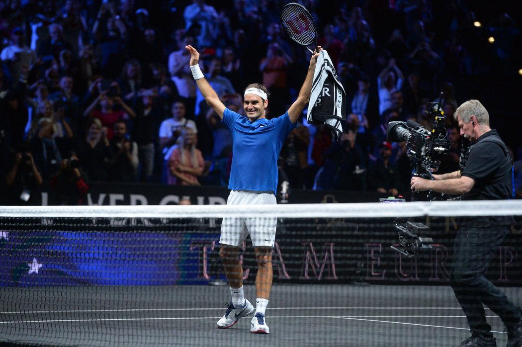 LAver Cup 2017 Roger Federer