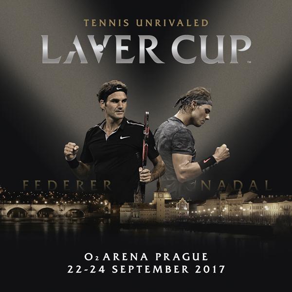 LAver Cup 2017 v Praze