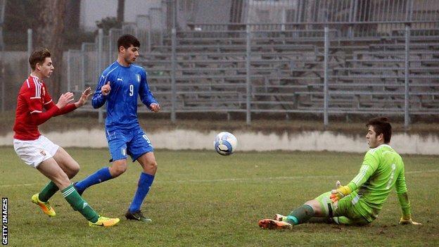 FC Janov Pietro Pellegri novy Messi