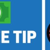 FREE TIP Basketbal