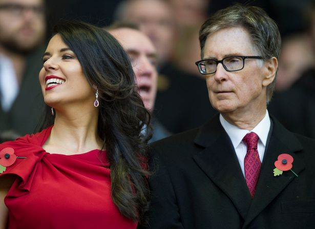 John Henry majitel Liverpool FC