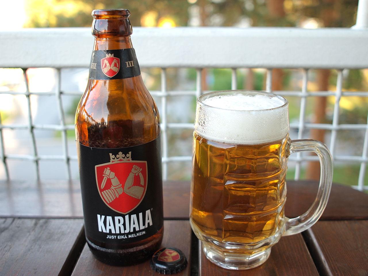 Karjala pivo a hlavni sponzor Karjala cup 2017
