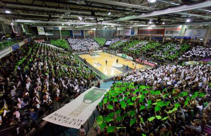 TBB-Trier-Arena ms hazena zeny Nemecko 2017