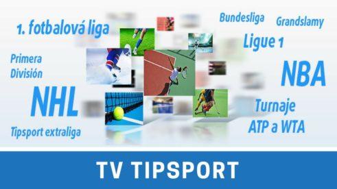 TV Tipsport Zive sportovni prenosy online vysilani