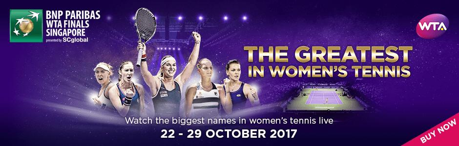 WTA Turnaj mistryn Singapur 2017