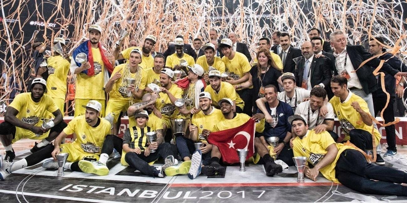 Fenerbahce Istanbul - Vitez Euroligy 2016-2017