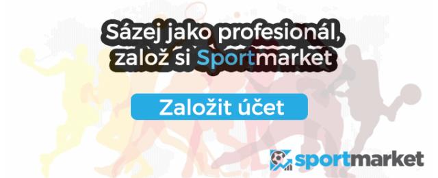 Vyzkoušej si Sportmarket a měj přehled!