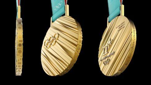Zláte stříbrné a bronzové medaile na olympijských hrách 2018 v Jižní Koreii
