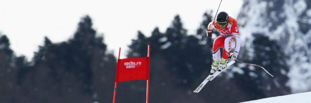 ZOH 2018 sportovní událost Alpské lyžování