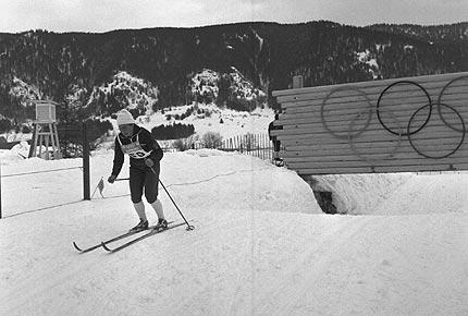 zimních olympijských hrách 1968 v Grenoble,