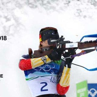 Baitlon na zimních olympíjských hrách v Jižní Korei 2018