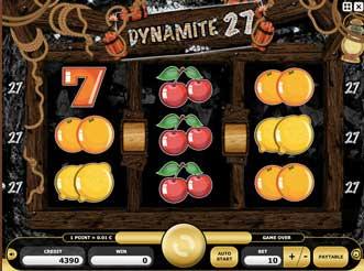 Kajot hry - Dynamite 27 online