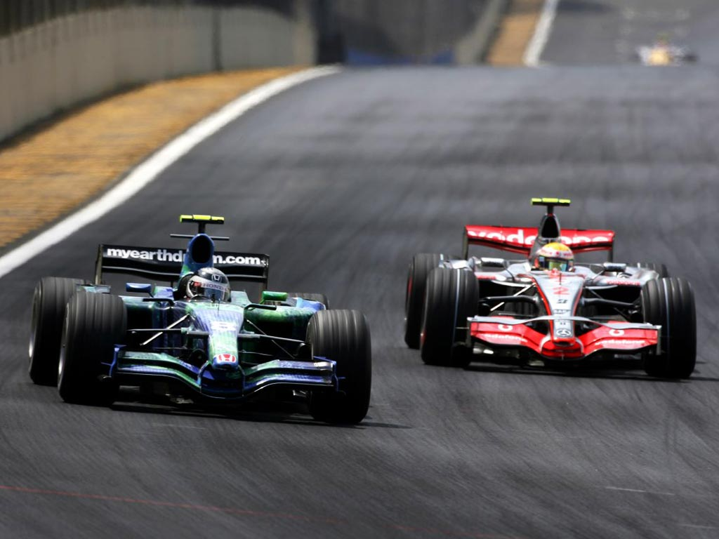 Závody Formule 1 2018