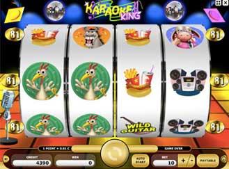 Kajot automaty - Karaoke King