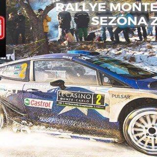 Monte Carlo 2018 sezóna začíná!