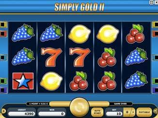 Kajot automaty - Simply Gold 2