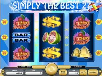 Kajot automaty - Simply the best 27