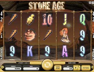 Kajot automaty - Stone Age