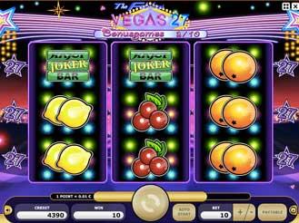 Kajot automaty - Vegas 27
