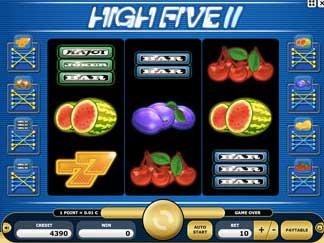 Kajo hra High Five 2 online