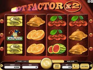 Kajot automaty - Hot Factor