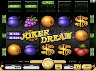 kajot automaty - joker dream