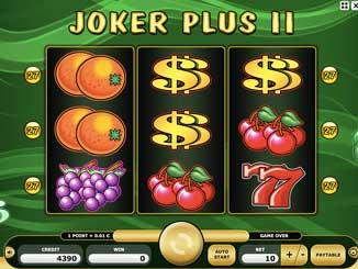 Kajot automaty - Joker Plus 2