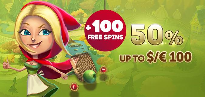 Online casino playamo nabízí páteční bonus v hodnotě €100