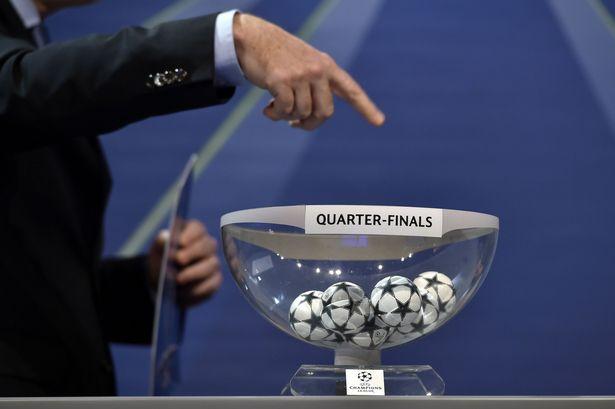 Losování Evropské Ligy Gallery: Losování čtvrtfinále Ligy Mistrů A Evropské Ligy 2018