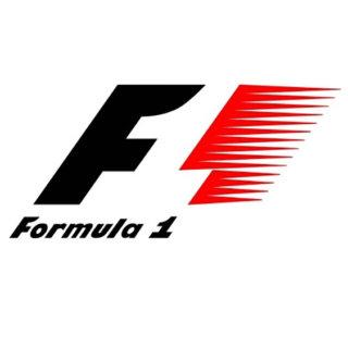 Logo Formule 1, zdroj: boredbanda.com