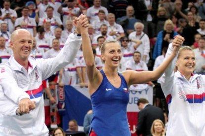 Kvitová Fed Cup