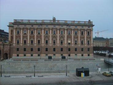 Palác ve Švédsku
